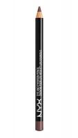 NYX Professional Makeup - EYE AND EYEBROW PENCIL - 902 - Brow - 902 - Brow