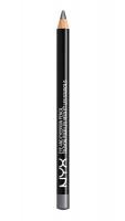 NYX Professional Makeup - EYE AND EYEBROW PENCIL - Wielozadaniowa kredka do oczu - 919 - Gray - 919 - Gray
