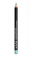 NYX Professional Makeup - EYE AND EYEBROW PENCIL - Wielozadaniowa kredka do oczu - 921 - Baby Blue - 921 - Baby Blue