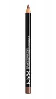 NYX Professional Makeup - EYE AND EYEBROW PENCIL - Wielozadaniowa kredka do oczu - 904 - Light Brown  - 904 - Light Brown