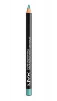 NYX Professional Makeup - EYE AND EYEBROW PENCIL - Wielozadaniowa kredka do oczu - 908 - Seafoam Green - 908 - Seafoam Green