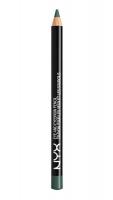 NYX Professional Makeup - EYE AND EYEBROW PENCIL - Wielozadaniowa kredka do oczu - 911 - Emerald City - 911 - Emerald City