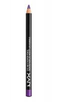 NYX Professional Makeup - EYE AND EYEBROW PENCIL - Wielozadaniowa kredka do oczu - 917 - Purple - 917 - Purple