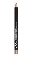 NYX Professional Makeup - EYE AND EYEBROW PENCIL - Wielozadaniowa kredka do oczu - 928 - Velvet - 928 - Velvet