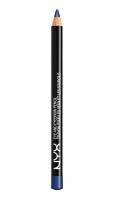 NYX Professional Makeup - EYE AND EYEBROW PENCIL - Wielozadaniowa kredka do oczu - 913 - Sapphire - 913 - Sapphire