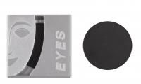 KRYOLAN - EYE SHADOW IRIDESCENT/MATT - Cień do powiek - Art. 5330 - BLACK - BLACK