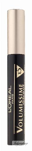 L'Oréal - Volumissime x5 EXTRA-BLACK - Mascara Extra - Volume Tusz do rzęs pięciokrotnie zwiększający objętość