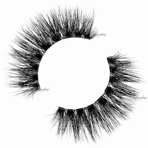 Lash Me Up! - Invisible Collection - Natural eyelashes on a transparent bar - Crazy In Love
