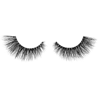 Lash Me Up! - Invisible Collection - Naturalne rzęsy na transparentnym pasku - Bad Romance