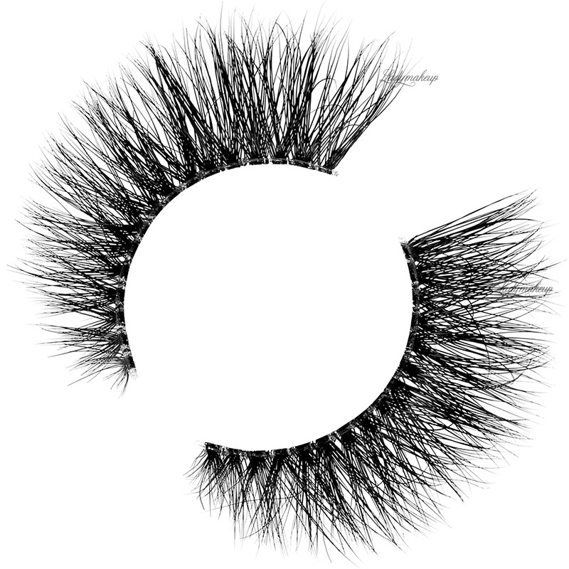 Lash Me Up Invisible Collection Natural Eyelashes On A
