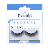 EYLURE - TEXTURE - NO 157 - Eyelashes with glue - 60 01 362