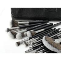 LancrOne - SUNSHADE MINERALS - Zestaw 25 pędzli do makijażu + etui - SM2518