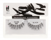 Ibra - GLAM - Artificial strip eyelashes