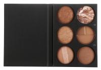 Karaja - Palette No. 68 A Gold & Bronze - Make-up palette