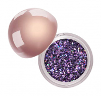 LASplash - CRYSTALLIZED GLITTER COLLECTION - Brokatowy, sypki cień do powiek