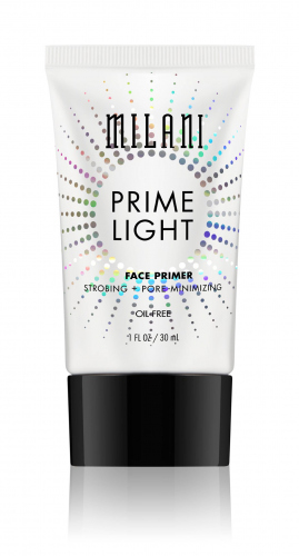 MILANI - PRIME LIGHT STROBING + PORE - MINIMIZING - FACE PRIMER