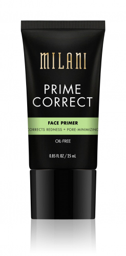 MILANI - PRIME CORRECT REDNESS + PORE - MINIMIZING - FACE PRIMER - Korygująca baza pod makijaż