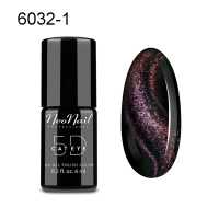 NeoNail - UV GEL POLISH COLOR - CAT EYE - Hybrid Varnish - MAGNETIC - 6 ml