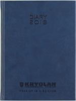 KRYOLAN - DIARY 2018 - Kalendarz książkowy - Art. 40072/01