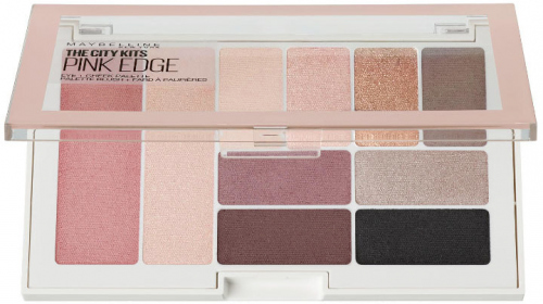 MAYBELLINE - THE CITY KITS - PINK EDGE - Paleta do makijażu