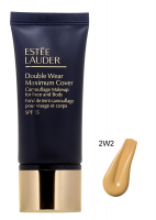Estée Lauder - Double Wear - Maximum Cover - Silnie kryjący podkład do twarzy i ciała - 2W2 - RATTAN - 2W2 - RATTAN