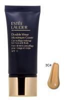 Estée Lauder - Double Wear - Maximum Cover - Silnie kryjący podkład do twarzy i ciała - 3C4 - MEDIUM/DEEP - 3C4 - MEDIUM/DEEP