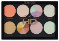 MAKEUP REVOLUTION - AMPLIFIED PALETTE - GLOW GETTER