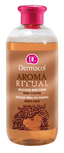 Dermacol - AROMA RITUAL - REFRESHING BATH FOAM - IRISH COFFEE