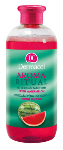 Dermacol - AROMA RITUAL - REFRESHING BATH FOAM - WATERMELON - Pianka do kąpieli o zapachu arbuza