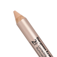 Dermacol - Gorgeous Eyebrow - Correcting & Illuminating Pen