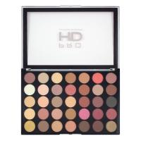 MAKEUP REVOLUTION - PRO HD AMPLIFIED 35 PALETTE - SOCIALITE - Eyeshadow palette