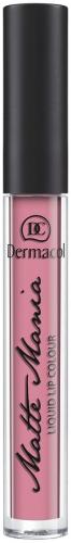 Dermacol - Matte Mania Lipstick - Liquid lipstick