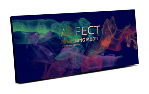 AFFECT - PRESSED EYESHADOWS PALETTE - EVENING MOOD