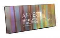 AFFECT - FULL COVER COLLECTION - CAMOUFLAGES PALETTE - Paleta 8 kamuflaży