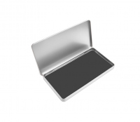 AFFECT - GLOSSY BOX - Aluminum empty magnetic palette