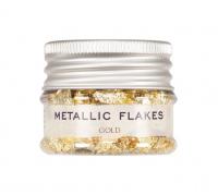 KRYOLAN - METALLIC FLAKES - Metaliczna folia w płatkach - ART. 03075/00