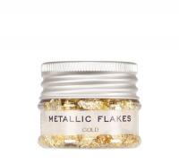 KRYOLAN - METALLIC FLAKES - Metaliczna folia w płatkach - ART. 03075/00 - GOLD - GOLD