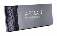 AFFECT - PRESSED EYESHADOWS PALETTE - Paleta 10 cieni prasowanych - PROVOCATION