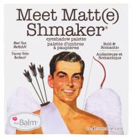 The Balm - Meet Matt (e) Shmaker Eyeshadow Palette