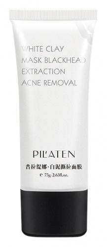 PIL'ATEN - White Clay Mask - Oczyszczająca maska do twarzy z białej glinki