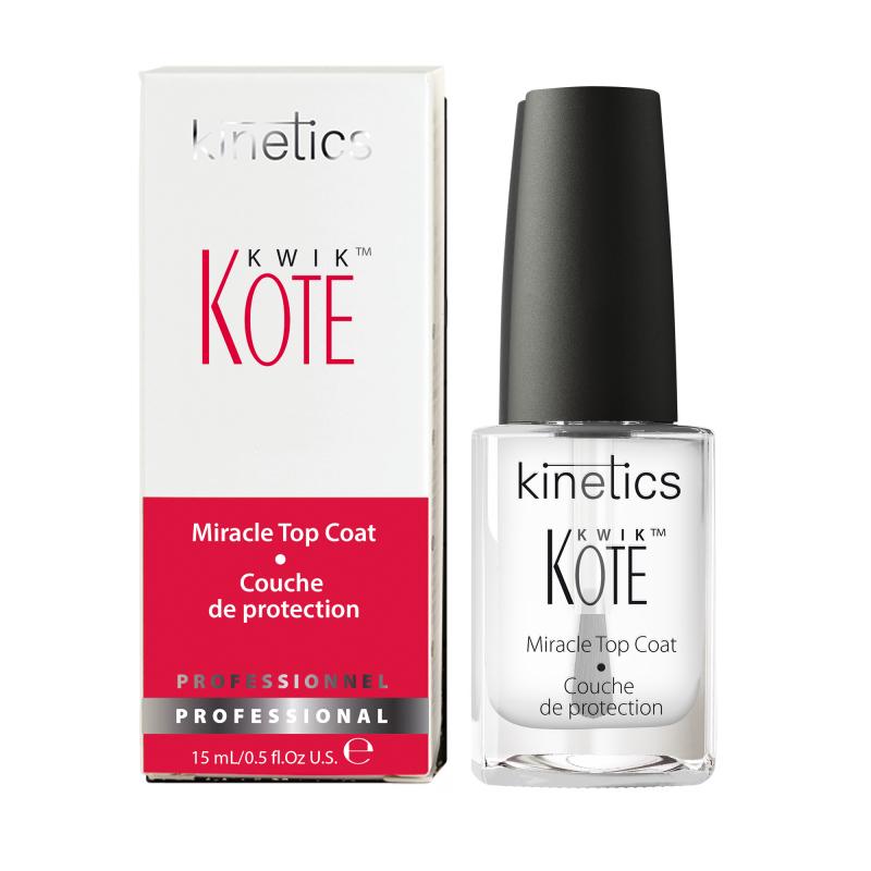 Kinetics - KWIK KOTE - Miracle Top Coat - Shop 19.99 zł