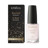 Kinetics - Rose Gold Hardener - Strengthening nail conditioner