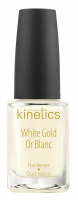 Kinetics - White Gold Hardener - Strengthening nail conditioner