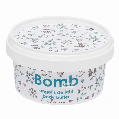 Bomb Cosmetics - Angel's Delight - Body Butter - 30% Shea