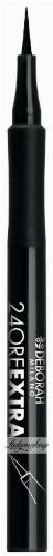 DEBORAH MILANO - 24ORE EXTRA - SLIM FELT TIP EYELINER PEN - Eyeliner w pisaku