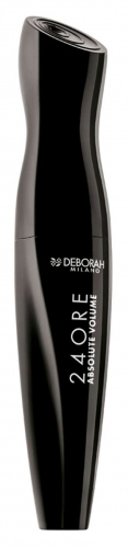 DEBORAH MILANO - 24ORE ABSOLUTE VOLUME - BLACK - Mascara