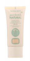 DEBORAH MILANO - PERFECT & NATURAL - Moisturizing foundation - 00 - 00