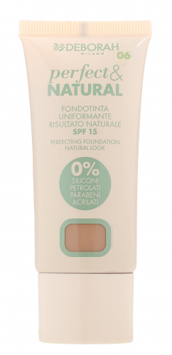DEBORAH MILANO - PERFECT & NATURAL - Moisturizing foundation