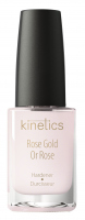 Kinetics - Rose Gold Hardener - Strengthening nail conditioner