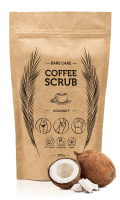 BARE CARE - COFFEE SCRUB - COCONUT - 200g